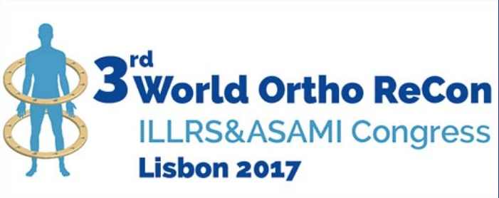 3rd World Ortho ReCon - Lisbon 2017